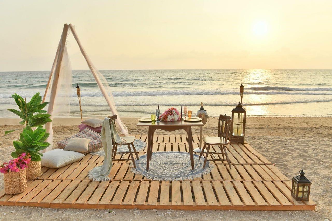 Ocean Blue Resort Restaurants